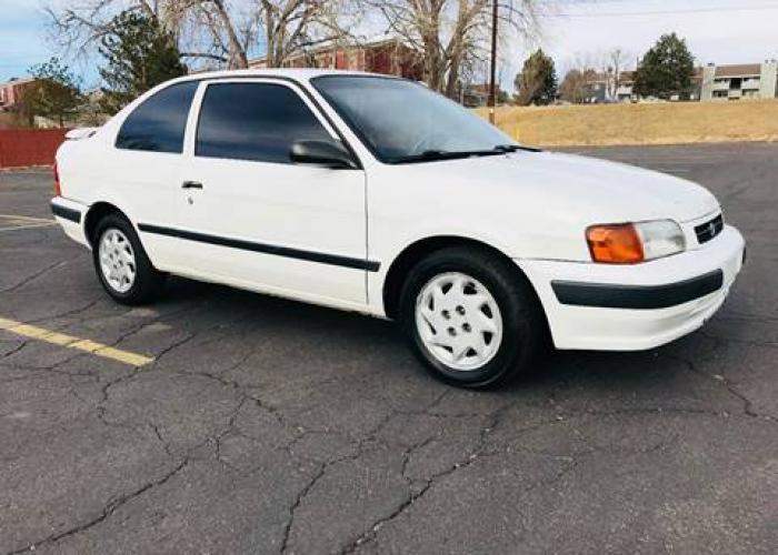 Toyota Tercel Outstanding Cars