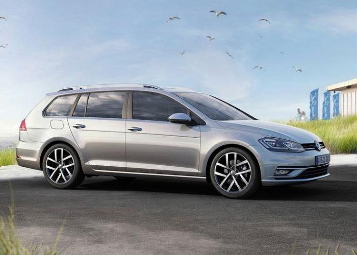 Volkswagen Golf VII Restyling 2017