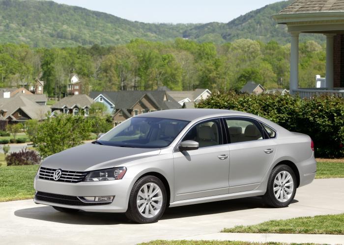 Volkswagen Passat (North America)