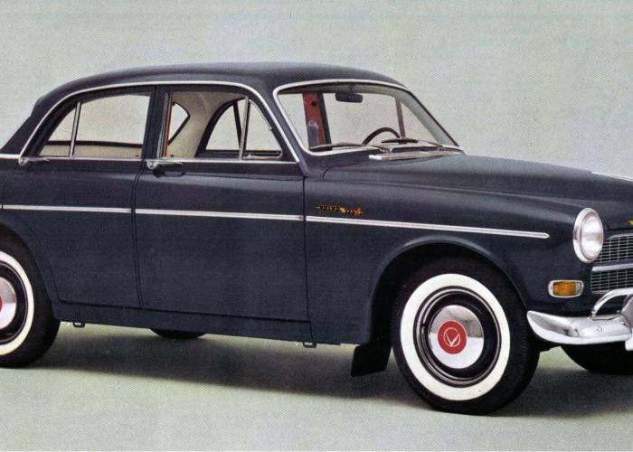 Volvo 120 Series