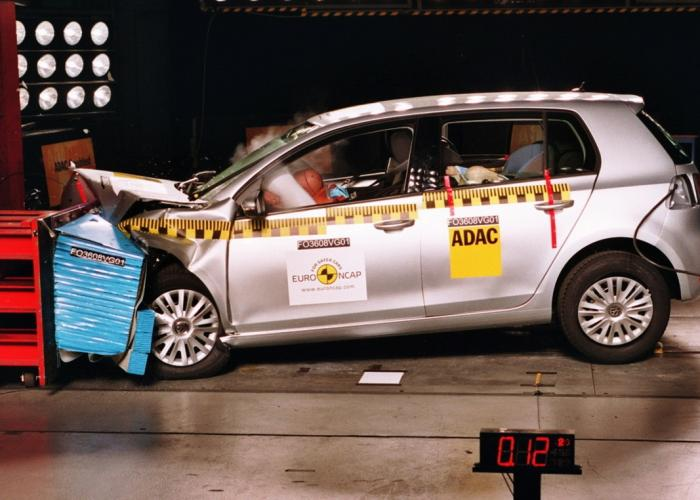 What is a crash test