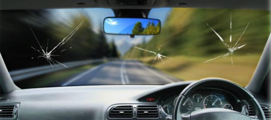 How to repair a windshield