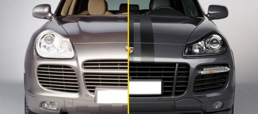 What is car restyling?