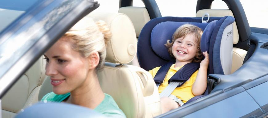 Why use a child seat in the car