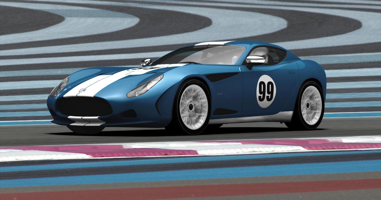 AC 378 GT Zagato I 2012 - 2012 Coupe #7