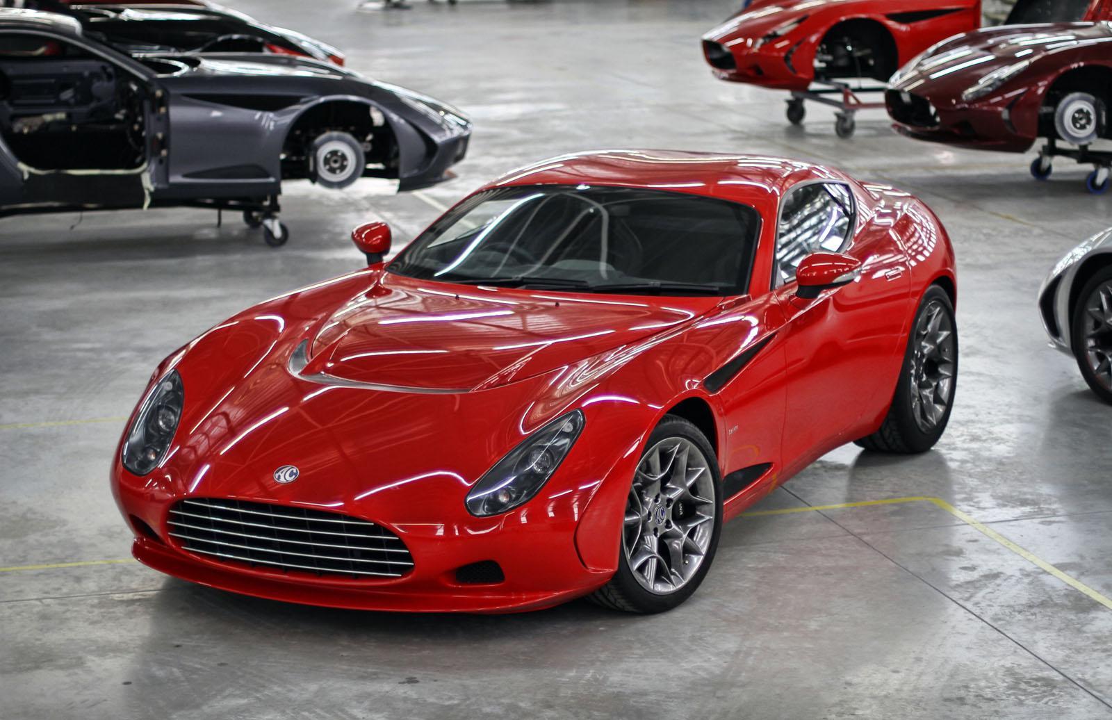 AC 378 GT Zagato I 2012 - 2012 Coupe #6