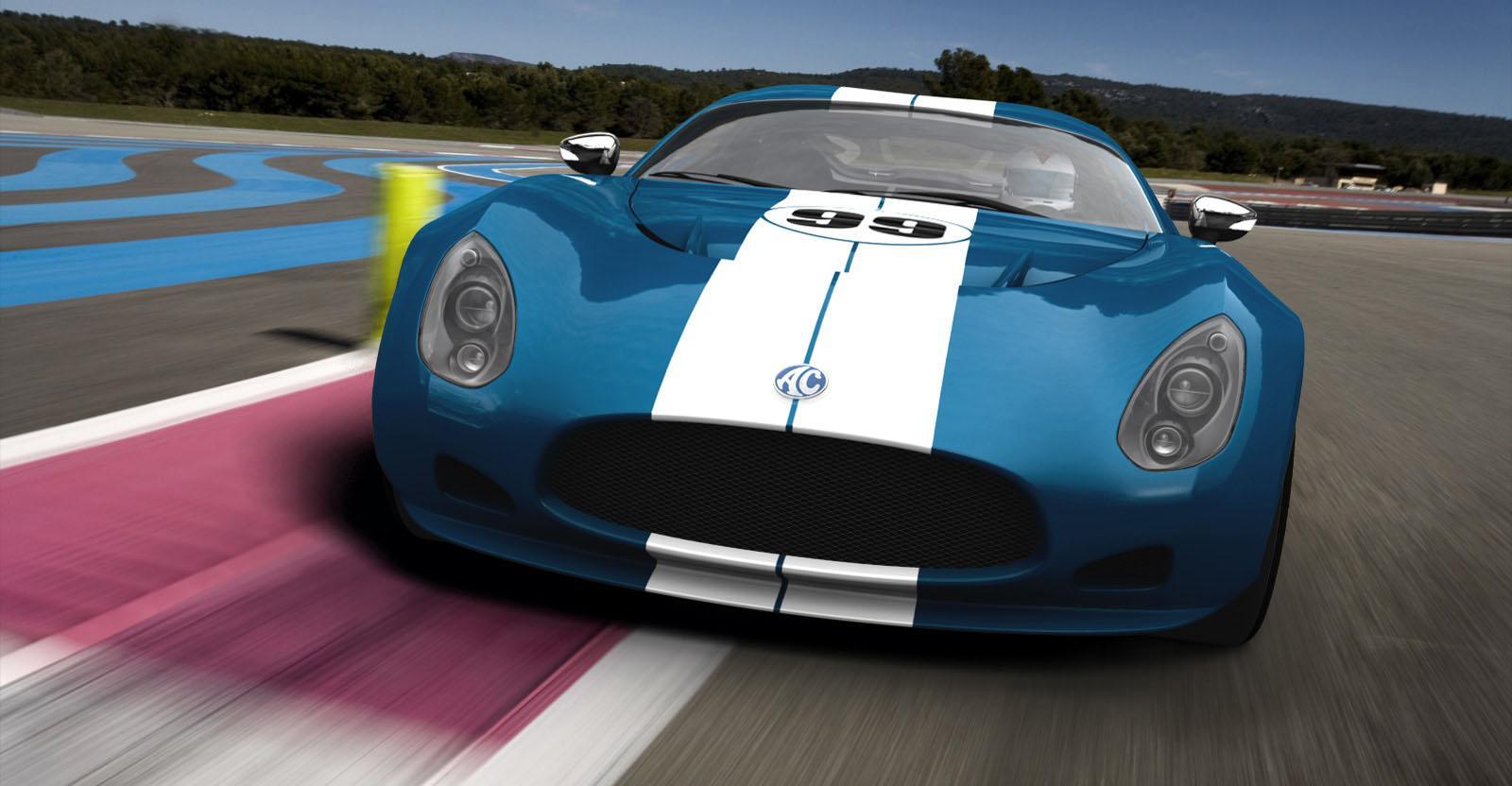 AC 378 GT Zagato I 2012 - 2012 Coupe #1