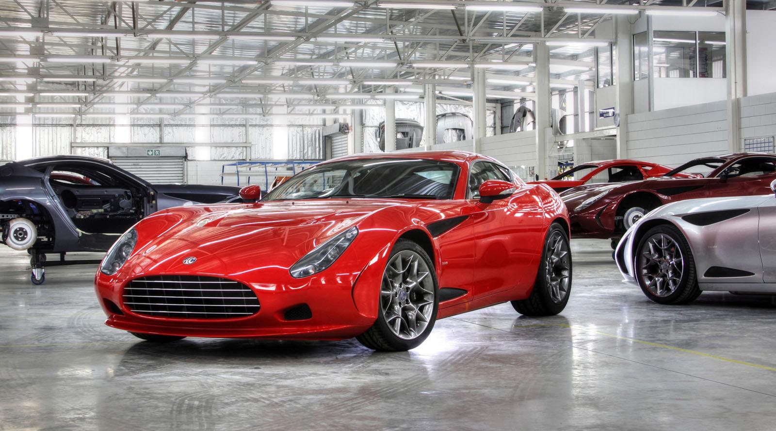 AC 378 GT Zagato I 2012 - 2012 Coupe #5