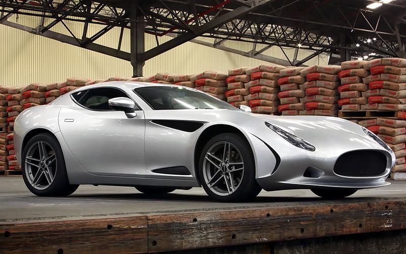 AC 378 GT Zagato I 2012 - 2012 Coupe #8