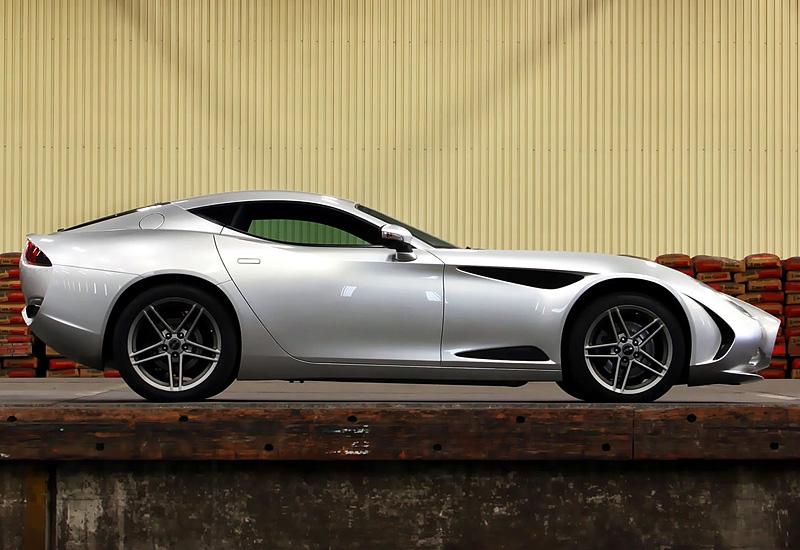 AC 378 GT Zagato I 2012 - 2012 Coupe #4