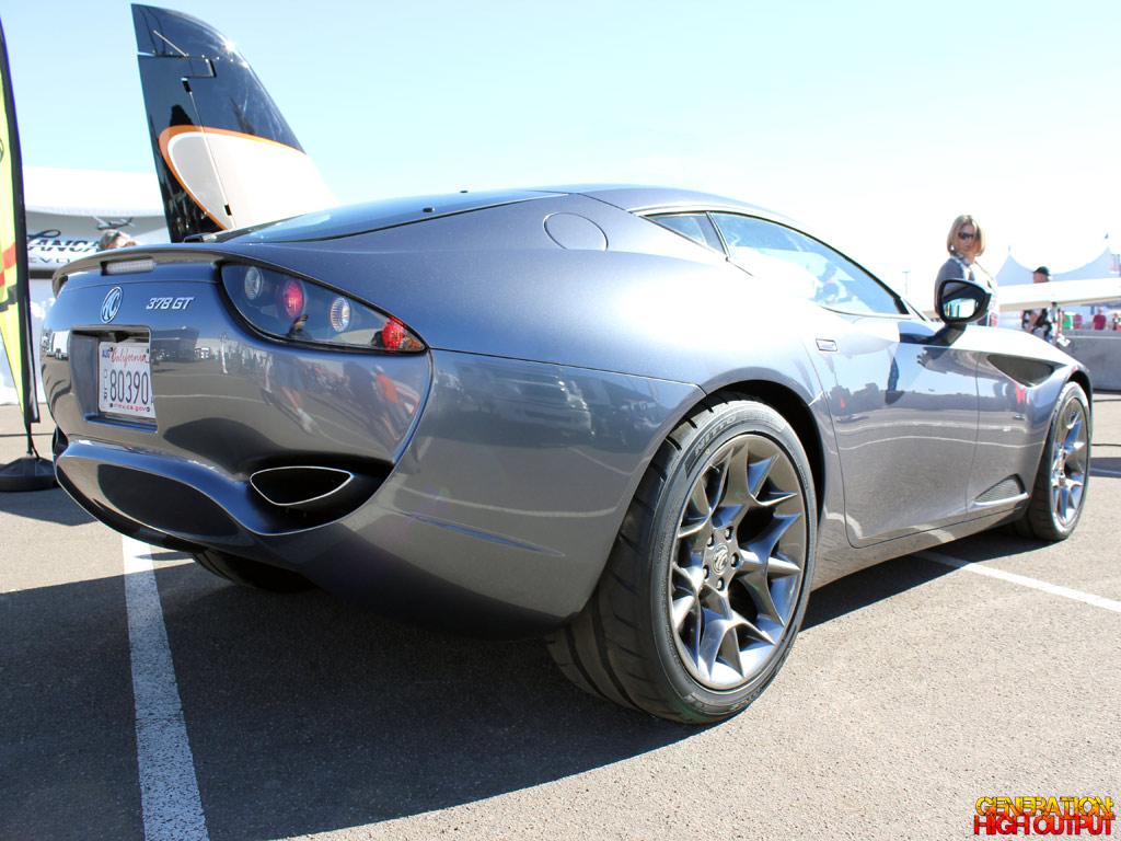 AC 378 GT Zagato I 2012 - 2012 Coupe #2