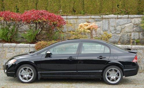 Acura CSX 2005 - 2011 Sedan #6