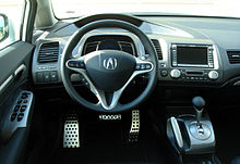 Acura CSX 2005 - 2011 Sedan #8
