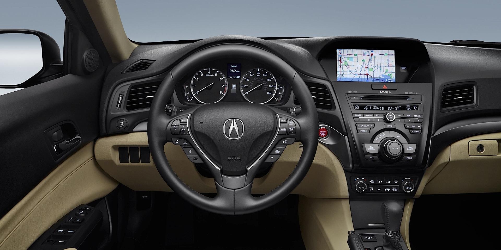 Acura ILX I 2012 - 2015 Sedan #5