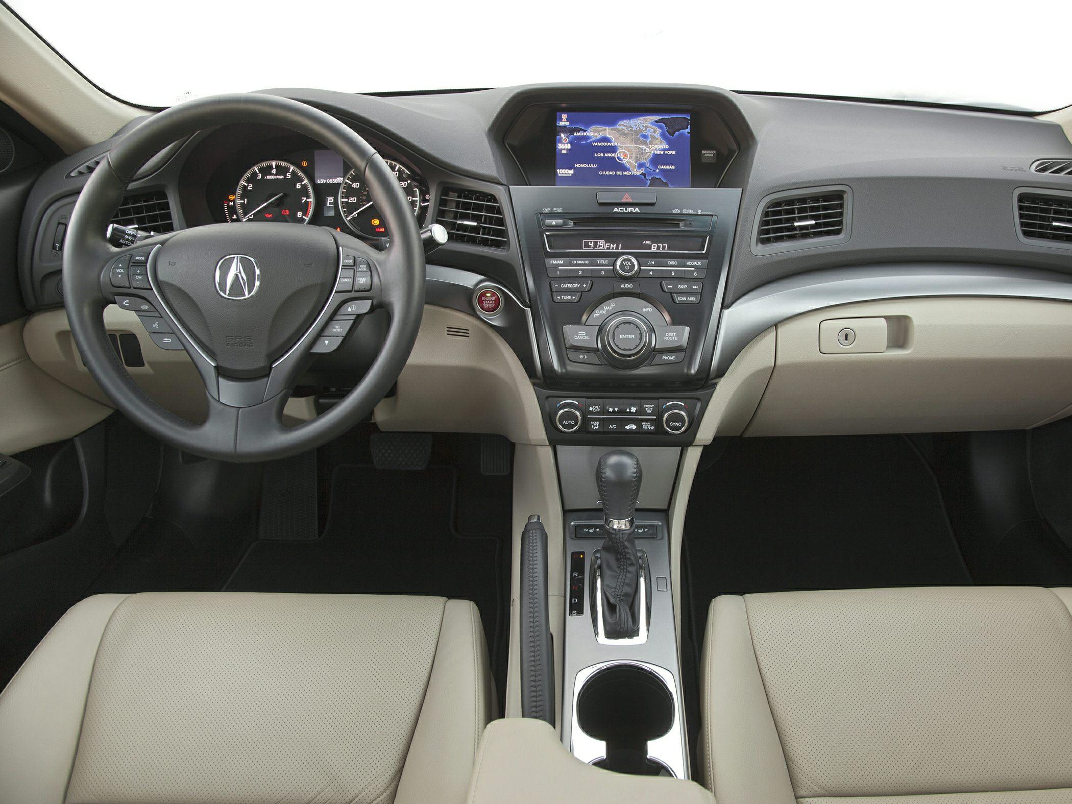 Acura ILX I 2012 - 2015 Sedan #3