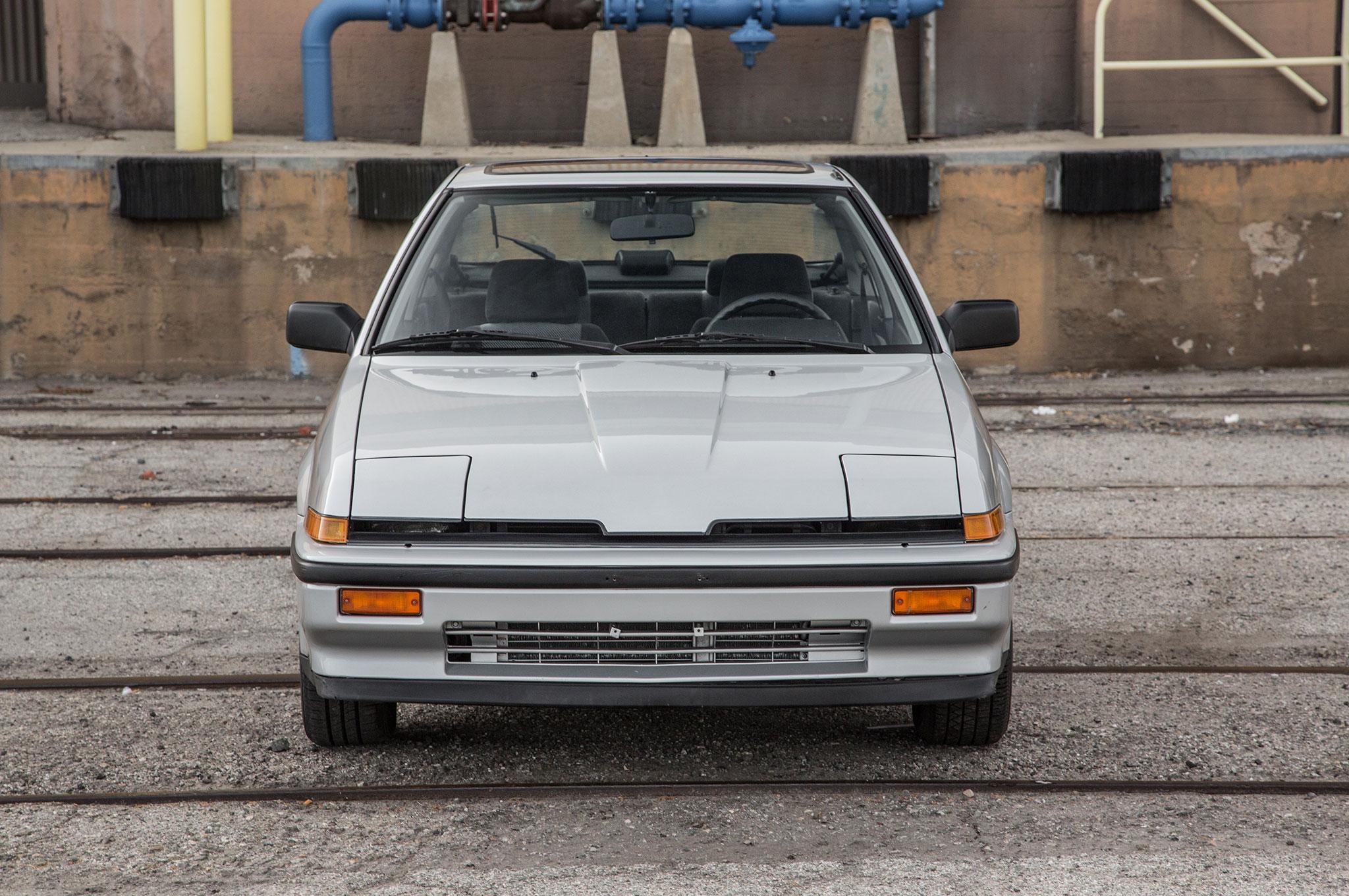 Acura Integra I 1985 - 1989 Hatchback 3 door #5