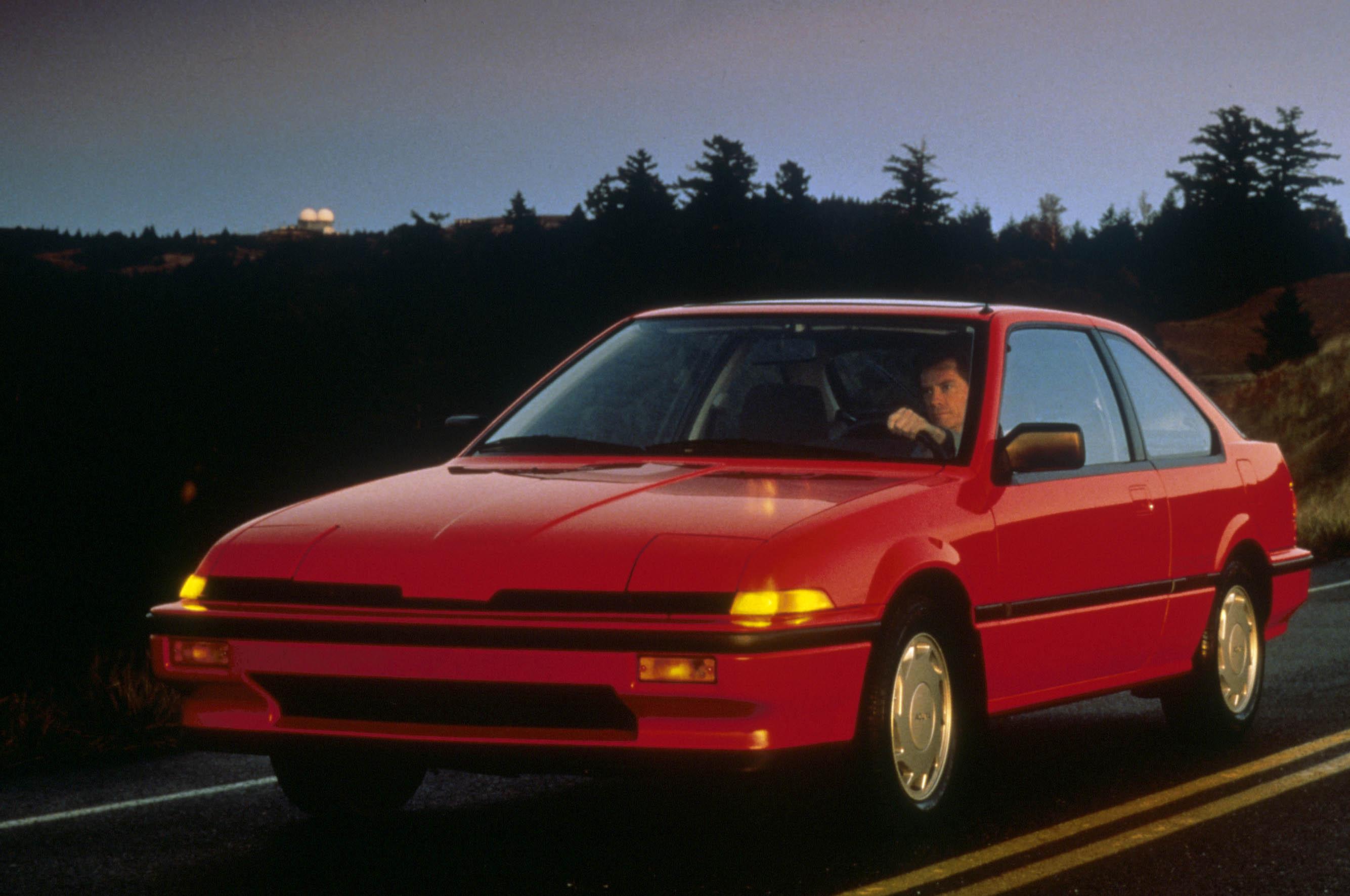 Acura Integra I 1985 - 1989 Hatchback 3 door #6