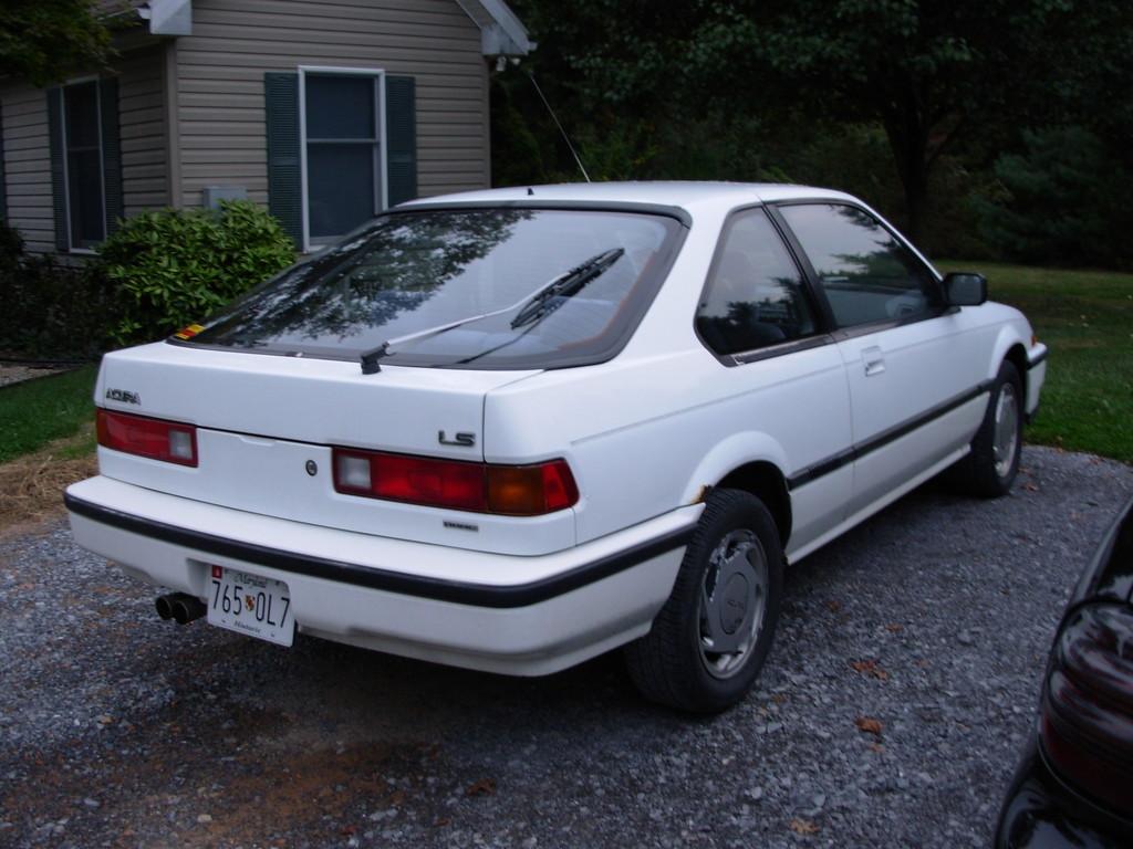 Acura Integra I 1985 - 1989 Hatchback 5 door #3