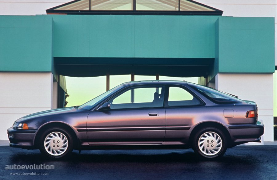 Acura Integra II 1989 - 1993 Hatchback 3 door #7
