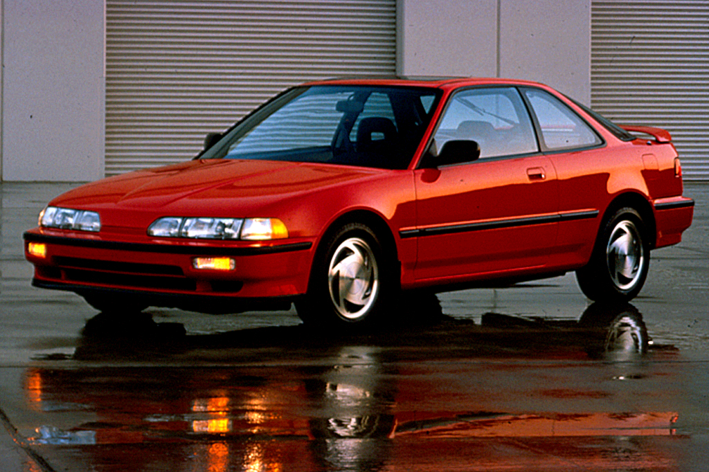 Acura Integra II 1989 - 1993 Hatchback 3 door #5