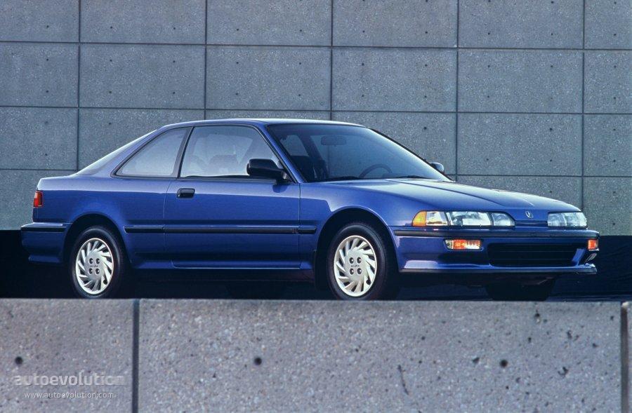 Acura Integra II 1989 - 1993 Sedan #6