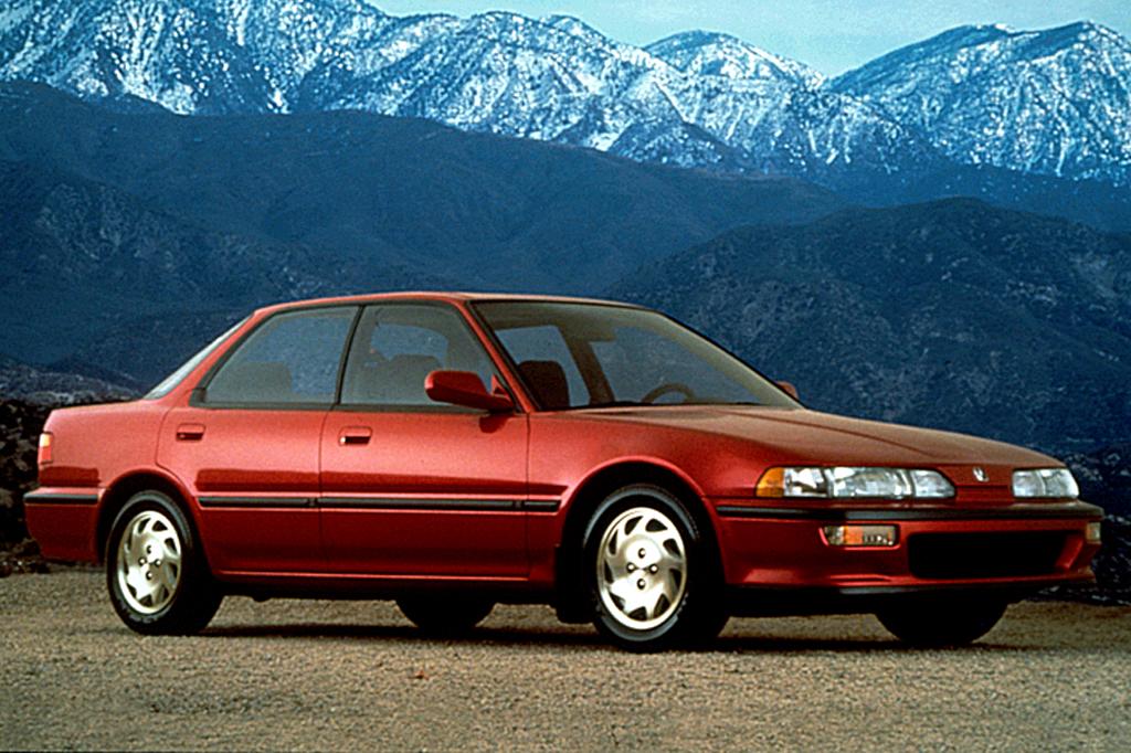 Acura Integra II 1989 - 1993 Hatchback 3 door #4