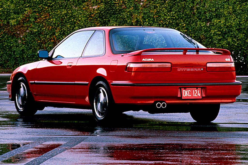 Acura Integra II 1989 - 1993 Hatchback 3 door #6