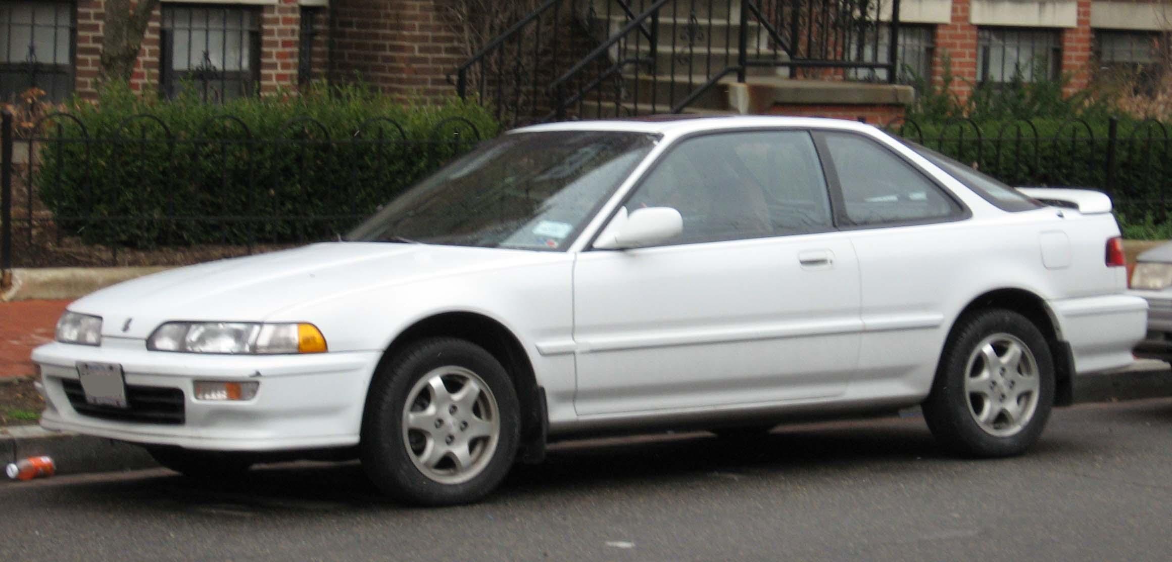 Acura Integra II 1989 - 1993 Sedan #2