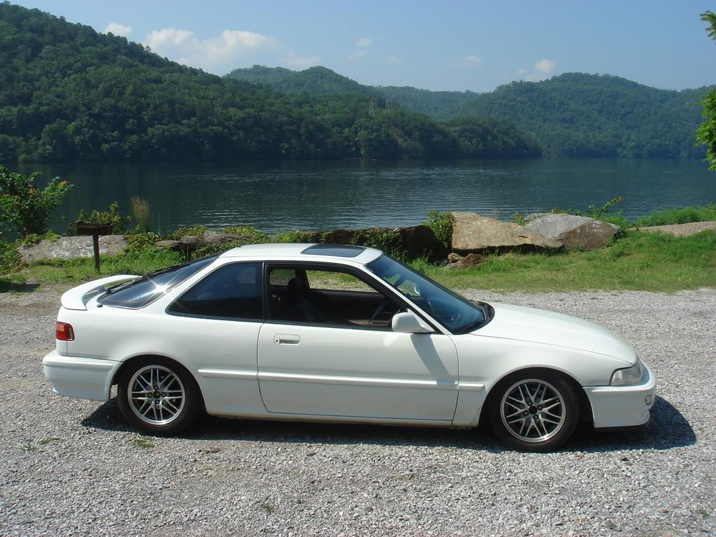 Acura Integra II 1989 - 1993 Sedan #8