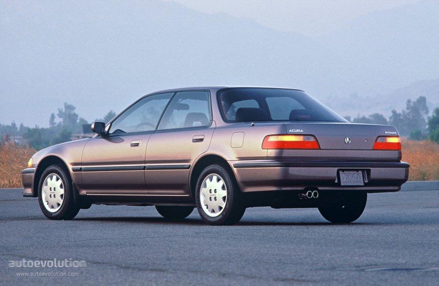 Acura Integra II 1989 - 1993 Sedan #5