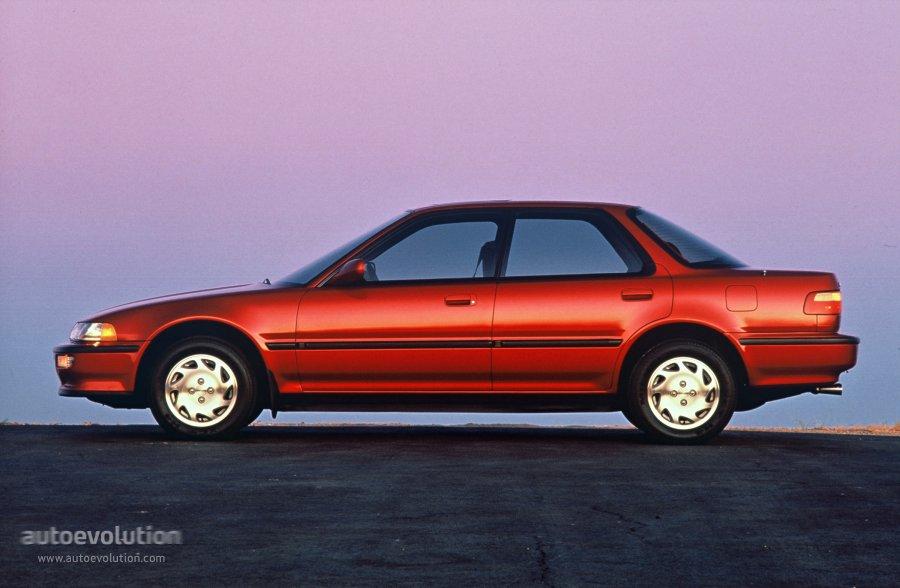 Acura Integra II 1989 - 1993 Sedan #7