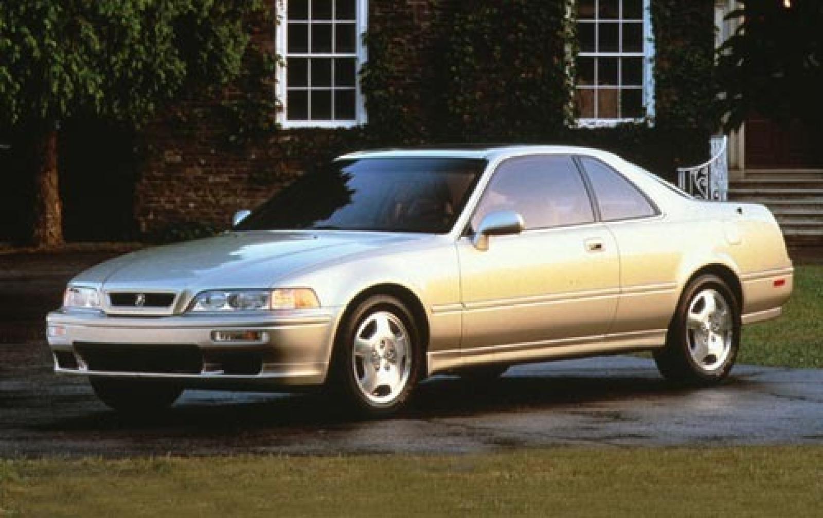 Acura Legend I 1986 - 1990 Coupe #2