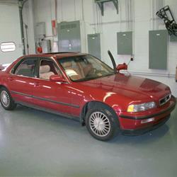 Acura Legend I 1986 - 1990 Coupe #6