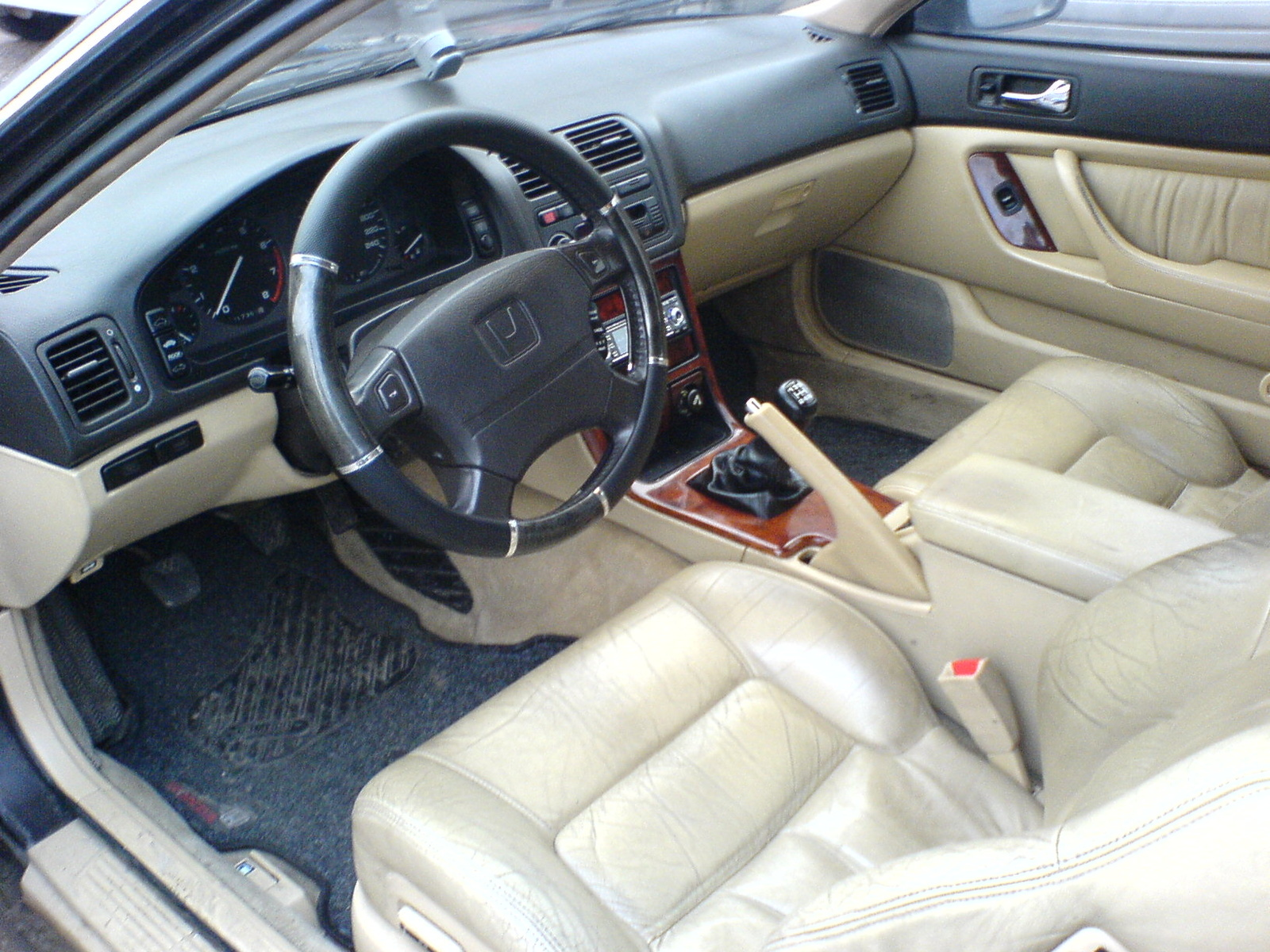 Acura Legend I 1986 - 1990 Coupe #4
