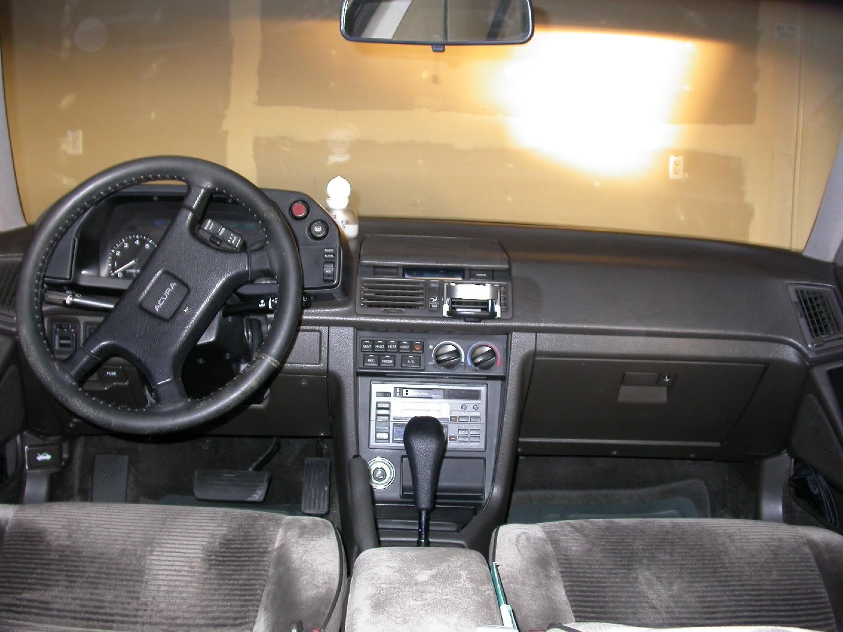 Acura Legend I 1986 - 1990 Coupe #3