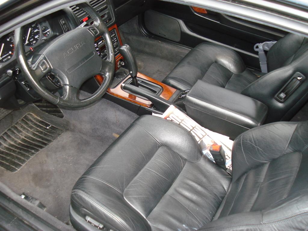 Acura Legend I 1986 - 1990 Coupe #8