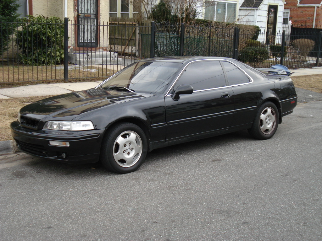 Acura Legend II 1990 - 1996 Coupe :: OUTSTANDING CARS