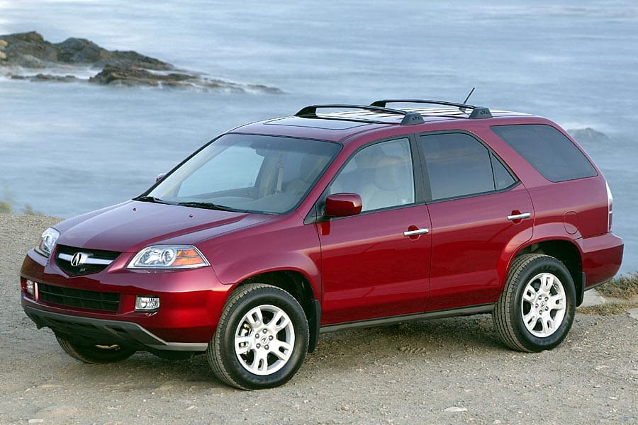 Acura MDX I 2001 - 2006 SUV 5 door #1