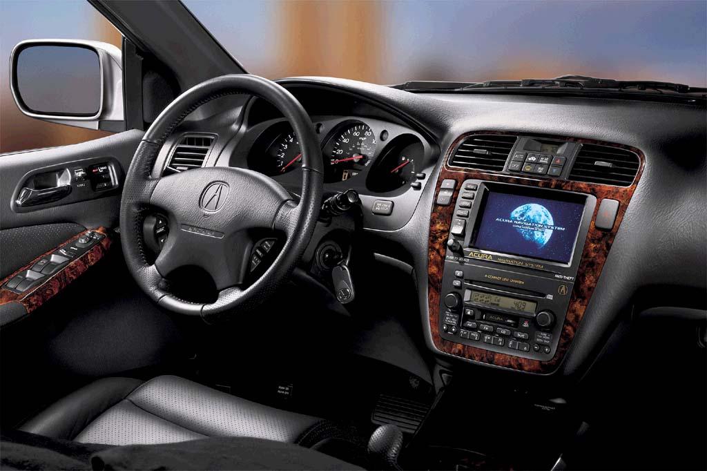 Acura MDX I 2001 - 2006 SUV 5 door #4