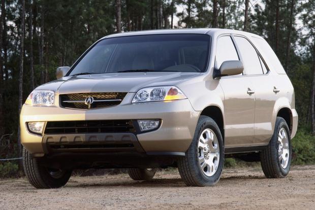 Acura MDX I 2001 - 2006 SUV 5 door #7