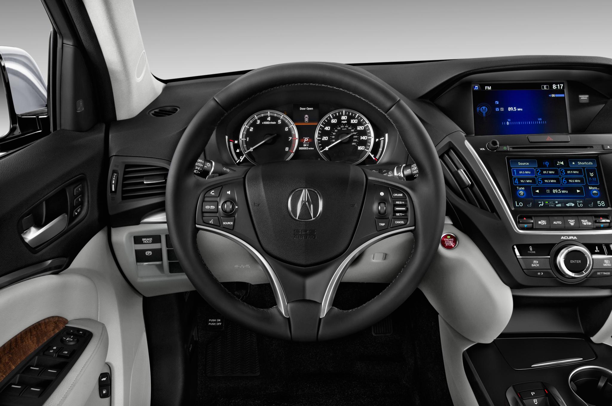 Acura MDX III Restyling 2 2016 - now SUV 5 door #2