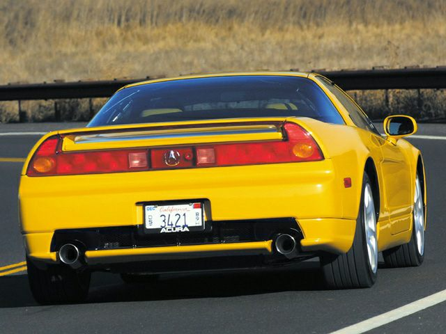 Acura NSX I 1990 - 2002 Coupe #3