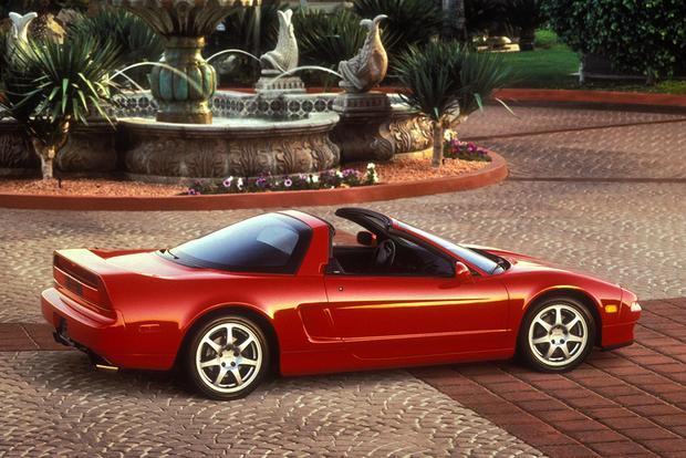 Acura NSX I 1990 - 2002 Coupe #6