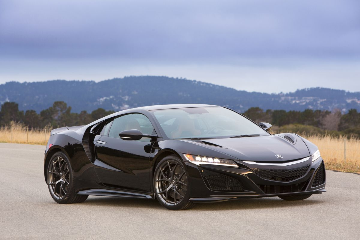 Honda NSX II 2016 - now Coupe #7
