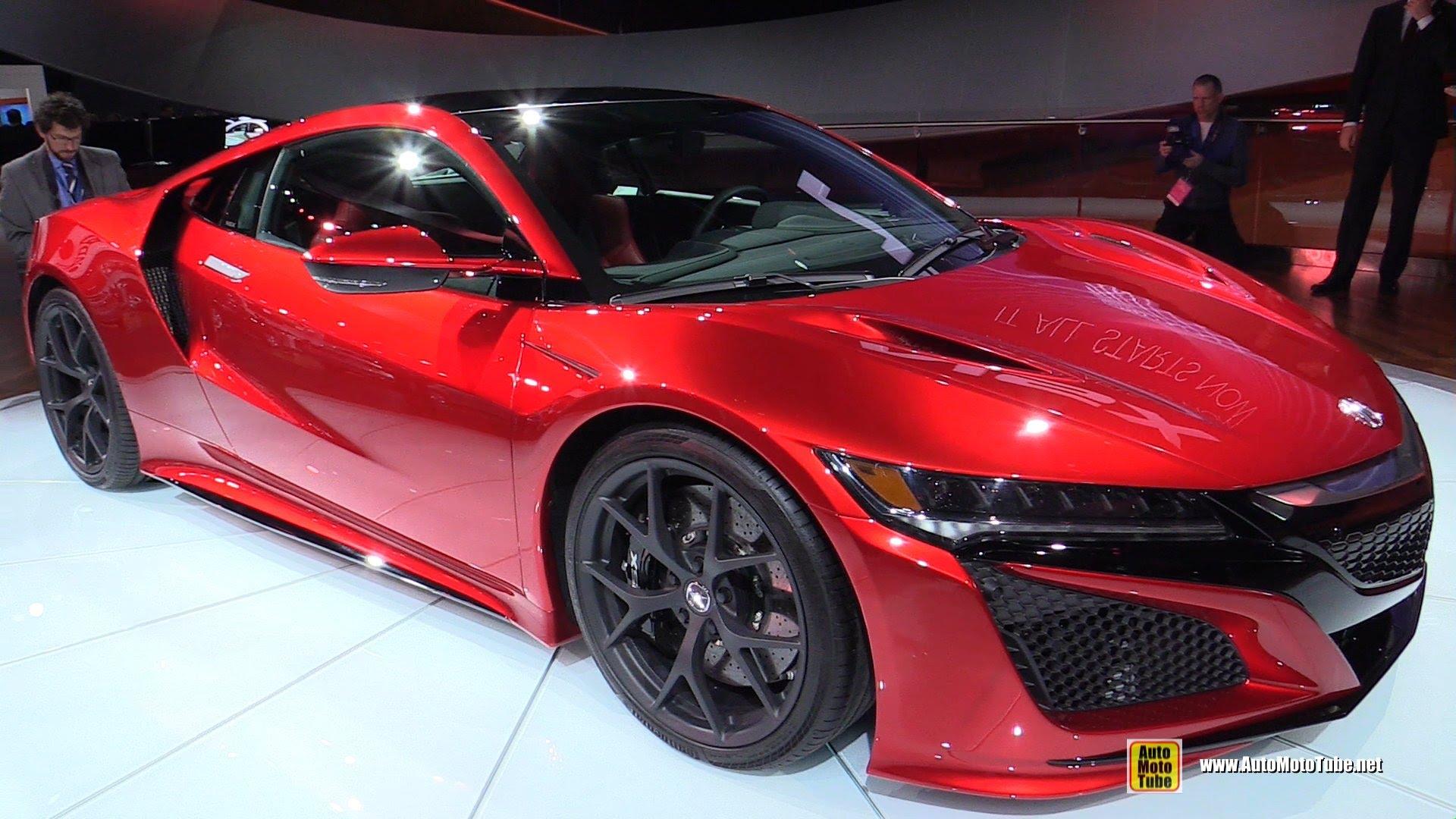 Honda NSX II 2016 - now Coupe #6