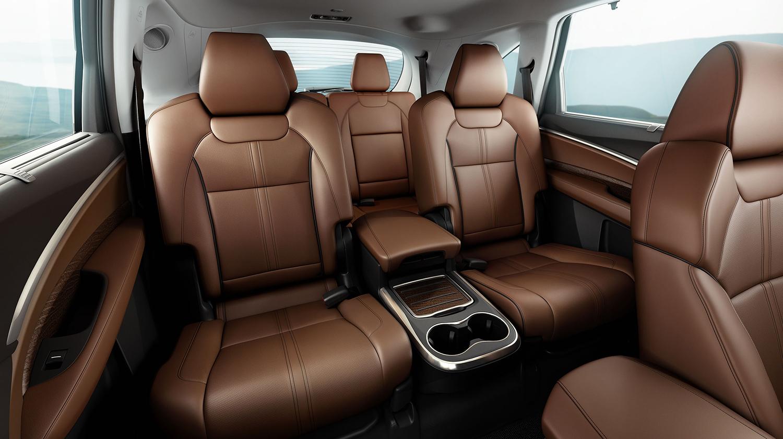 Acura RDX I 2006 - 2009 SUV 5 door #4