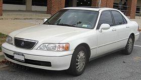 Acura RL I 1996 - 1999 Sedan #8