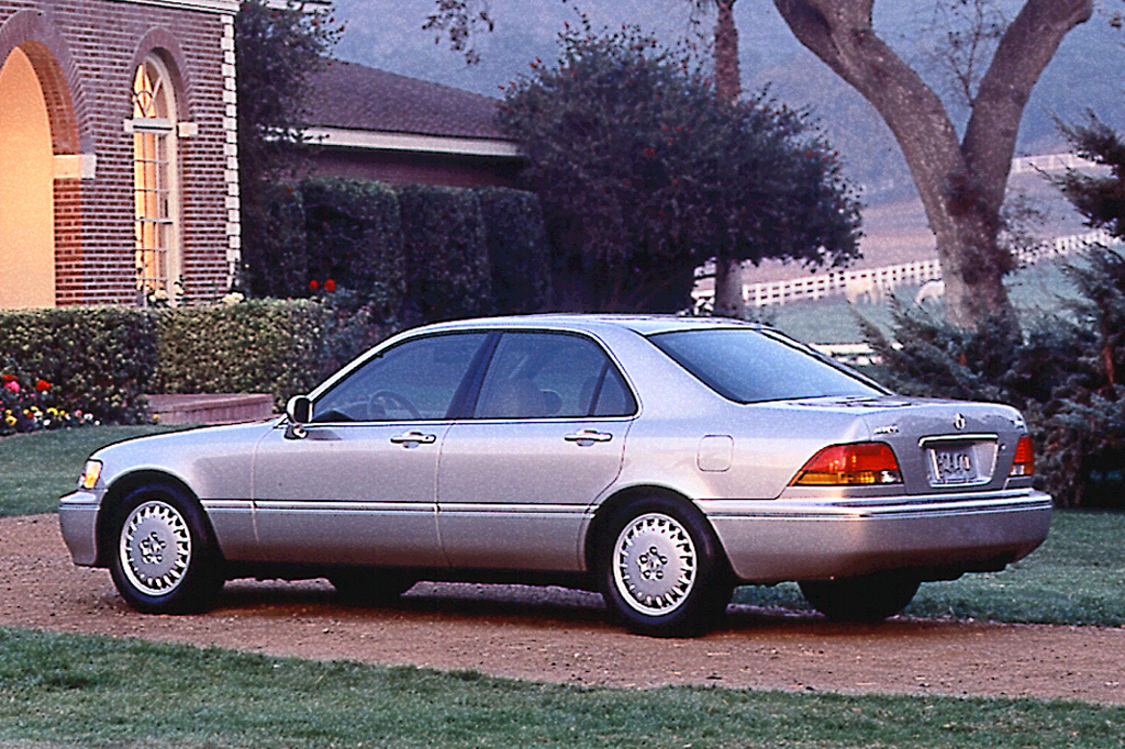 Acura RL I 1996 - 1999 Sedan #5