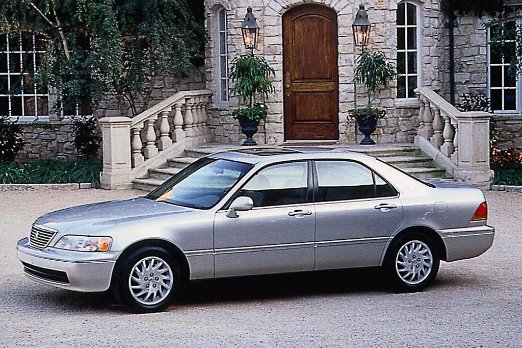 Acura RL I 1996 - 1999 Sedan #6
