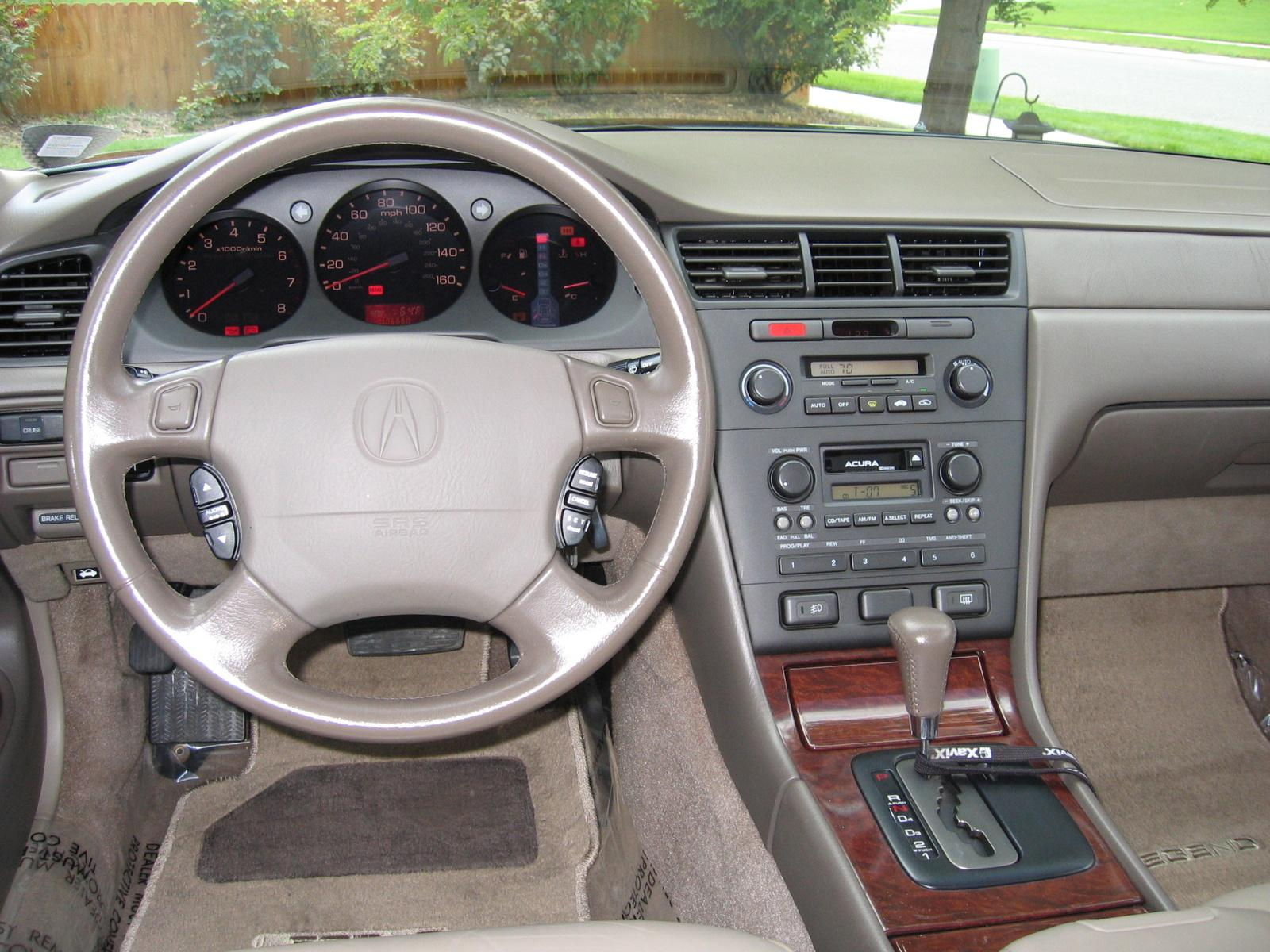 Acura RL I 1996 - 1999 Sedan #3